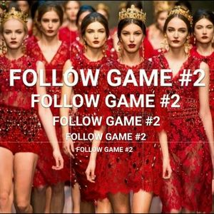 Other - 💋👑🧚♂️🌏👑 FOLLOW GAME #2 💋👑🧚♂️🌎👑